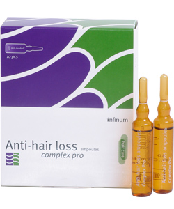 ������ ��� �������� � ���������, ����������� ����� (Complex Pro Anti-hair Loss Ampoules)
