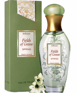 ������� ��������� ���� ����� ������. ����� (Fields of Grasse. Spring Eau de poure Femme)